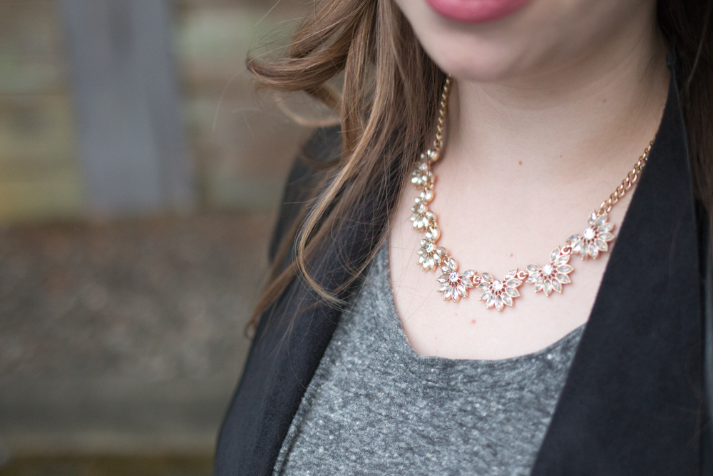 Rocksbox Perry Street Maddie Crystal Necklace / hellorigby seattle fashion blog