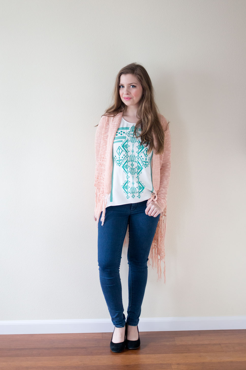 Stitch Fix April 2015: Swee Rain Palma Cardigan / hellorigby seattle fashion and lifestyle blog