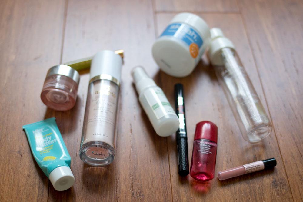 Beauty Empties April 2015 / hellorigby seattle beauty blog