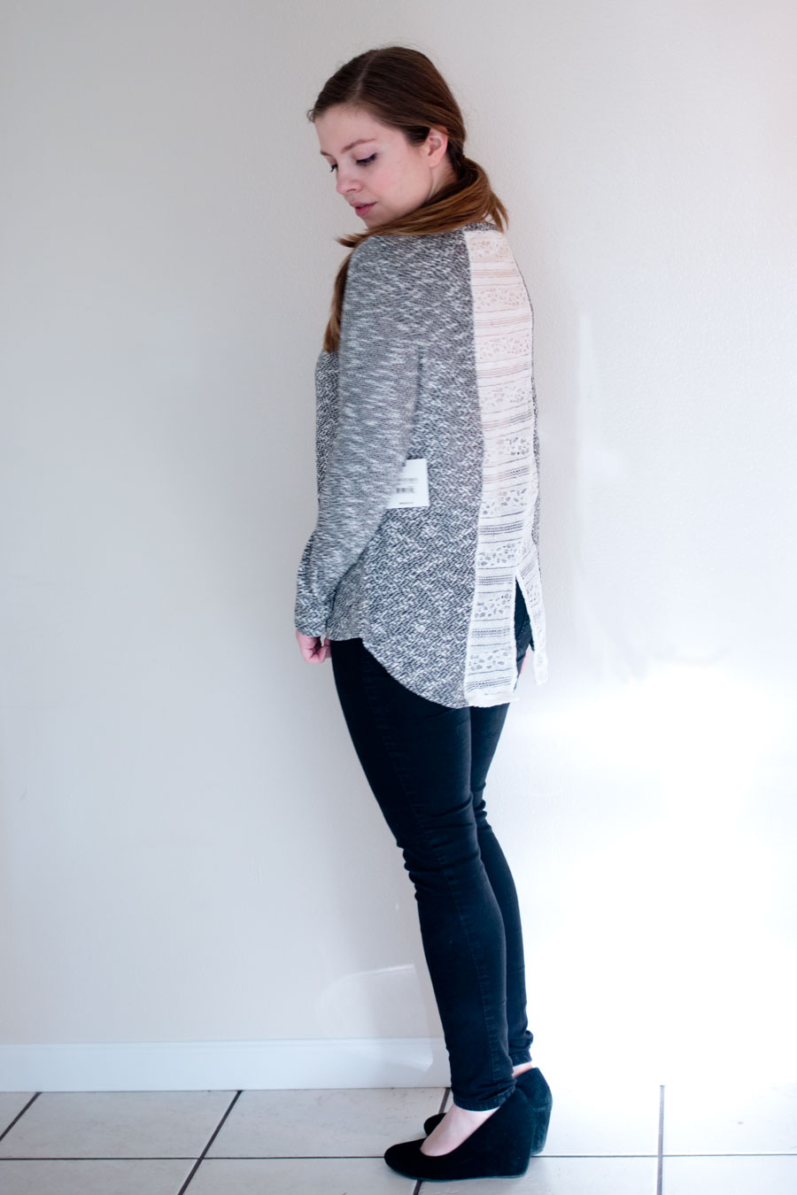 Wantable Style Edit May 2015: Jack Crochet Back Top / hellorigby seattle fashion blog