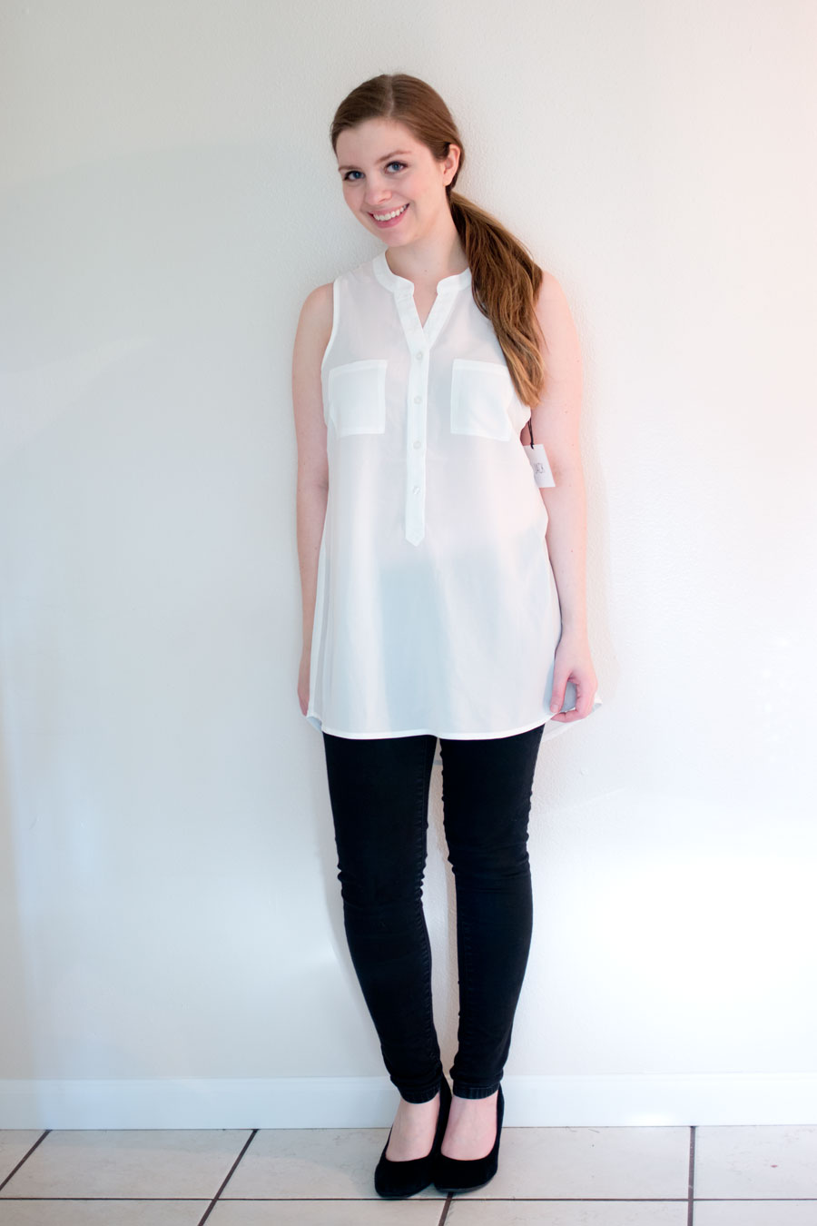 Wantable Style Edit May 2015: Jack Serenity Tank / hellorigby seattle fashion blog