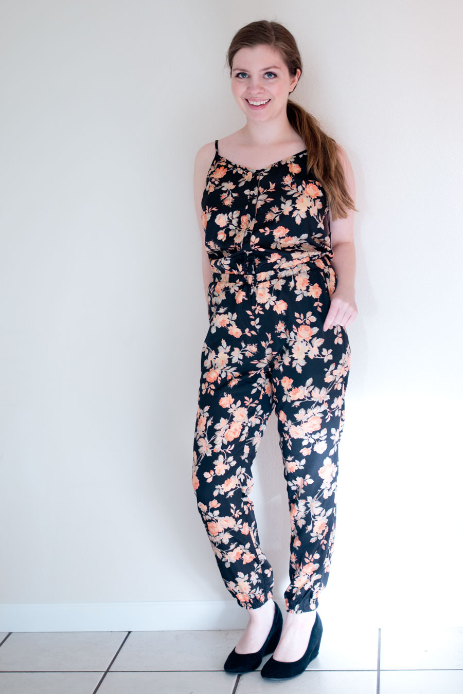 Wantable Style Edit May 2015: Jack Vintage Rose Jumpsuit / hellorigby seattle fashion blog