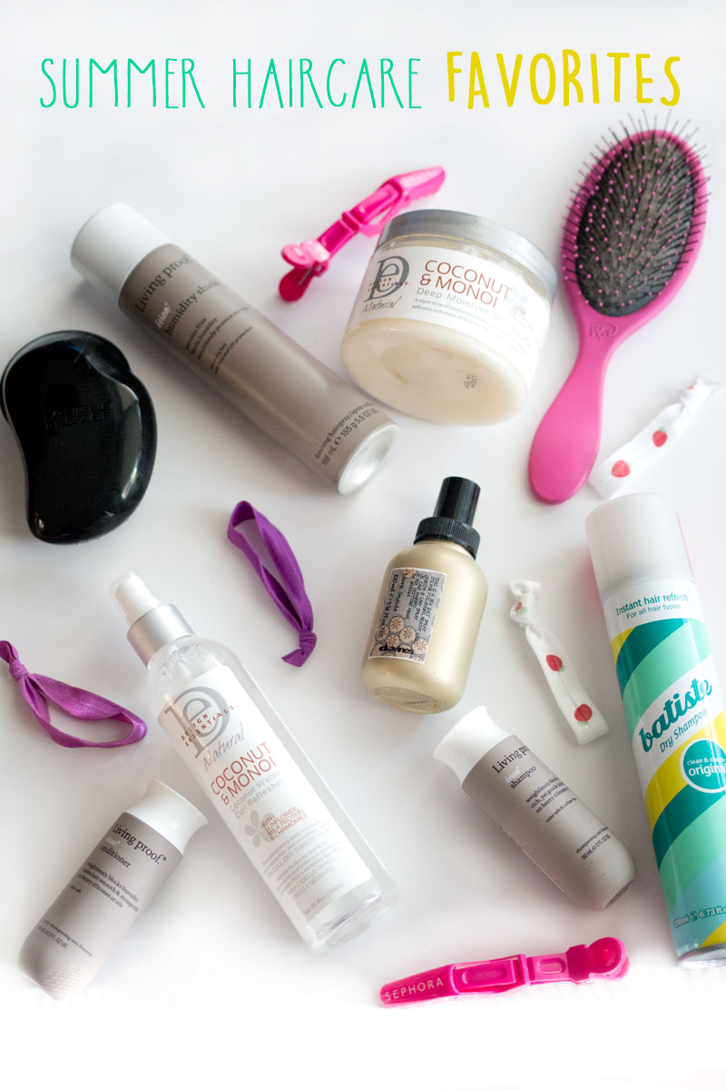 Summer Haircare Favorites / hellorigby seattle beauty blog