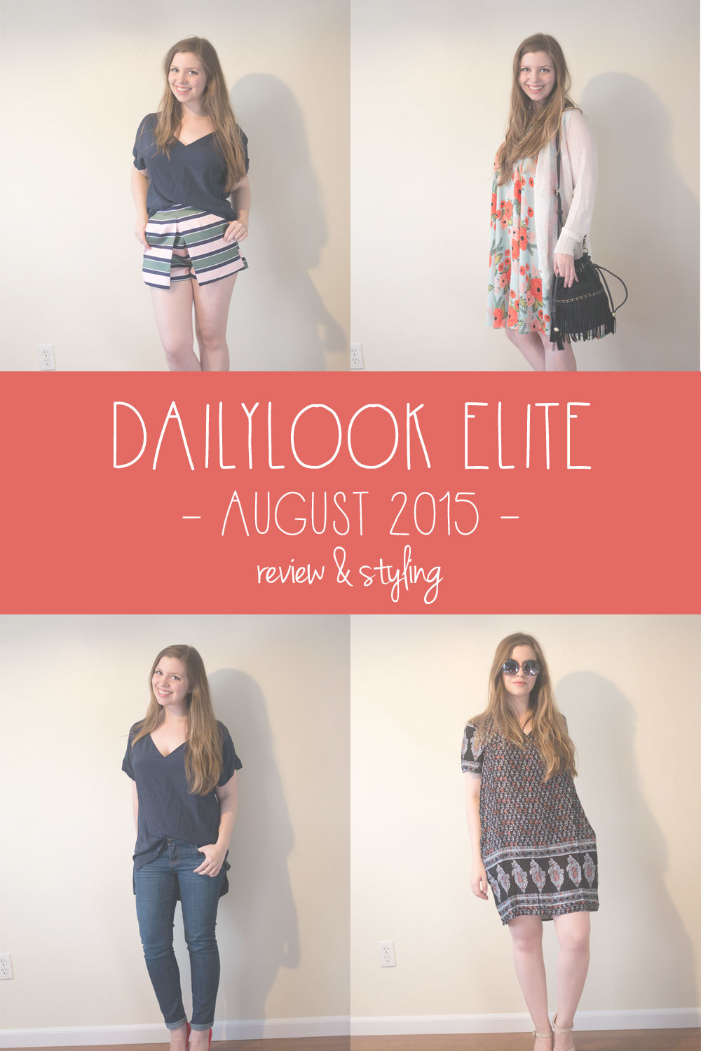 Dailylook Elite August 2015 Review & Styling // hellorigby seattle fashion blog