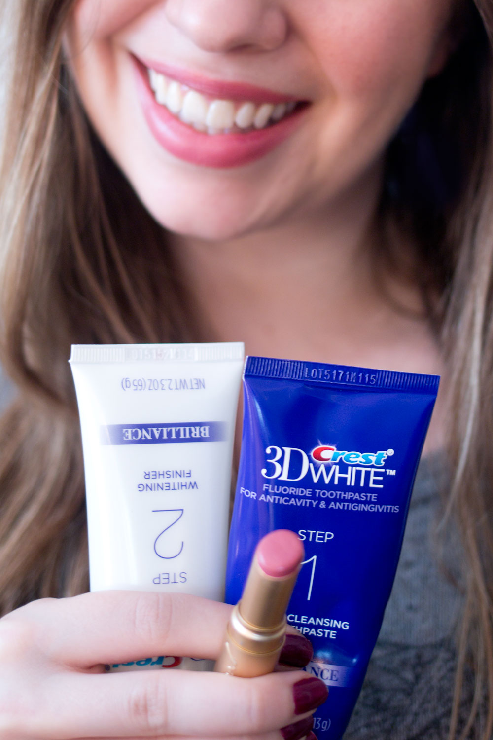 Crest 3D White Brillance Toothpaste System Review & Results // hellorigby seattle beauty blog