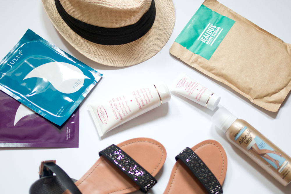 End of Summer Skin & Body Care Favorites // hellorigby seattle beauty blog