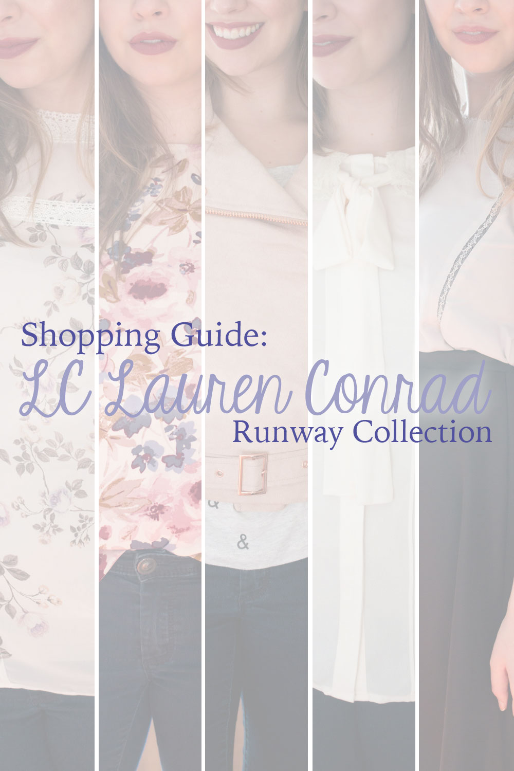 LC Lauren Conrad Runway Collection: Shopping Guide & Try On // hellorigby seattle fashion blog