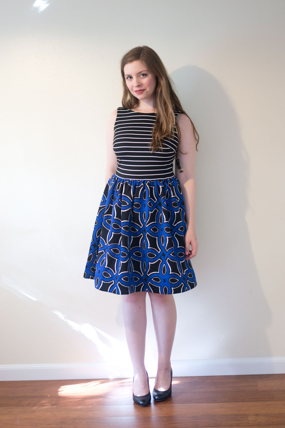 Stitch Fix September 2015 Review: Taylor Dante Dress // hellorigby seattle fashion blog