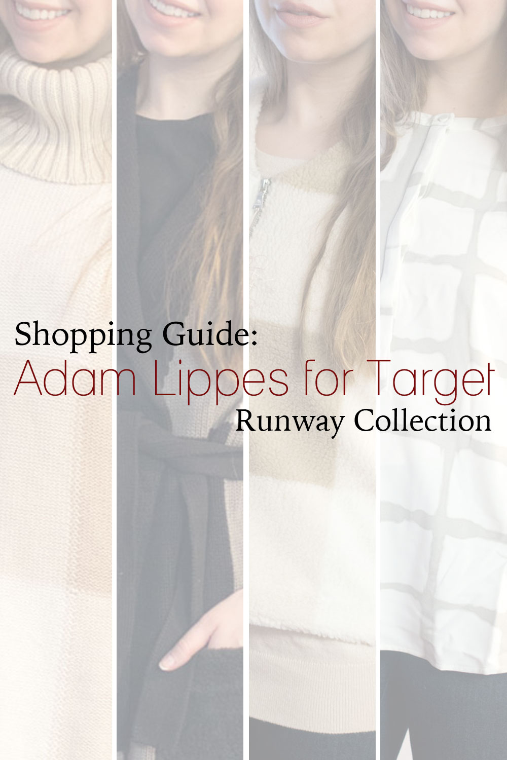 Adam Lippes for Target Shopping Guide // hellorigby seattle fashion blog
