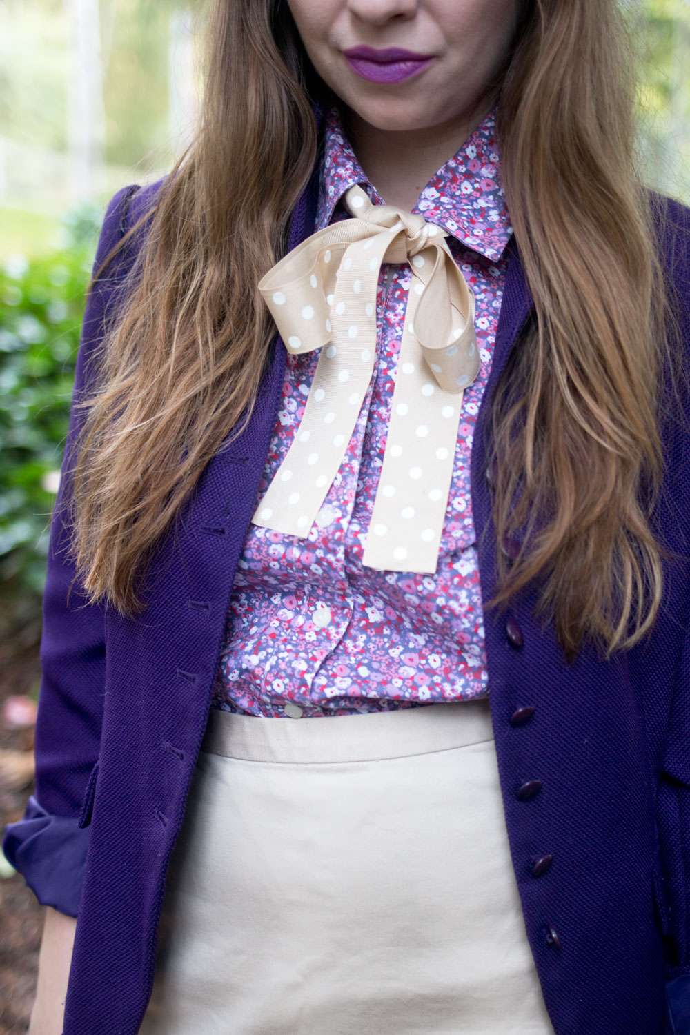 DIY Willy Wonka Costume For Women // hellorigby seattle fashion blog