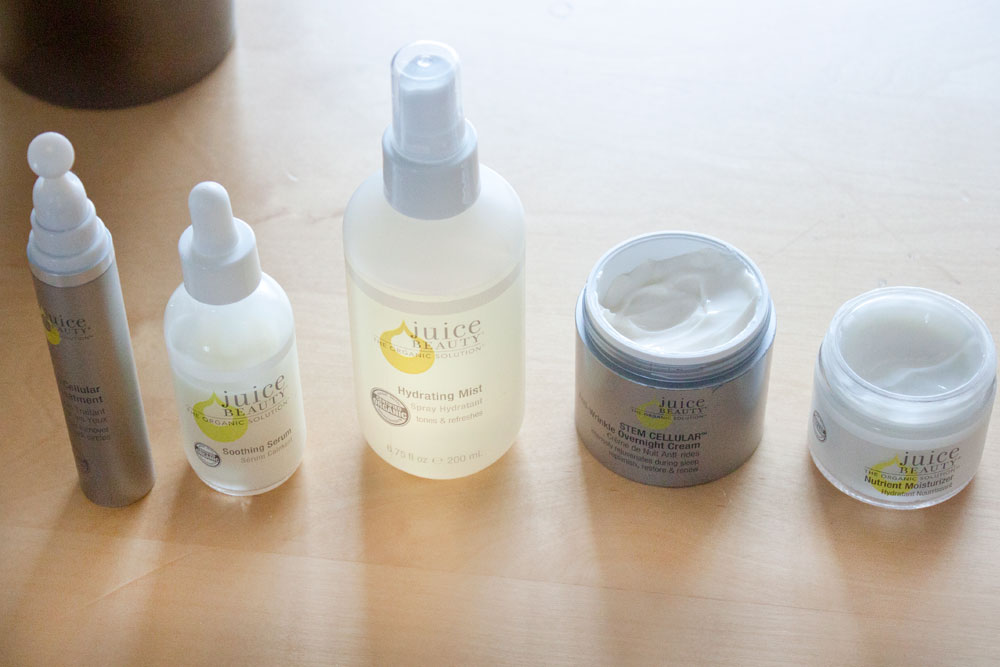 Juice Beauty Review: Skincare for Dry, Sensitive Skin // hellorigby seattle beauty blog