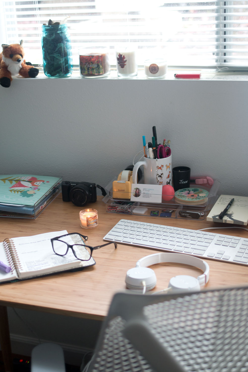 Office Must Haves in a Blogger Space // hellorigby seattle lifestyle blog