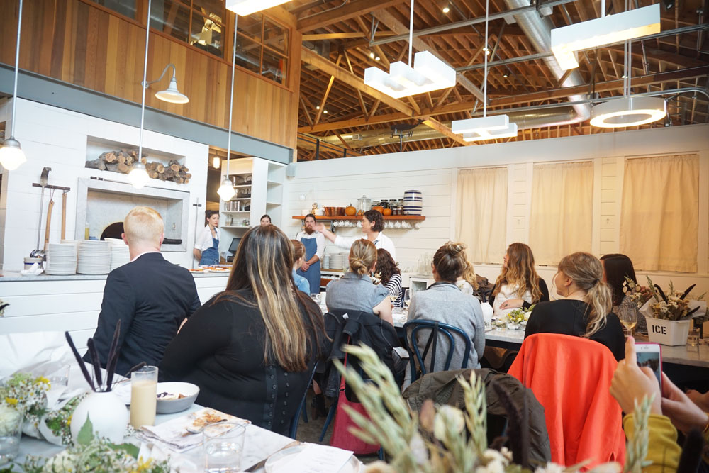 Trends on Trends Breakfast Club Seattle with noosa yoghurt & Chef Renee Erickson // hellorigby seattle lifestyle blog