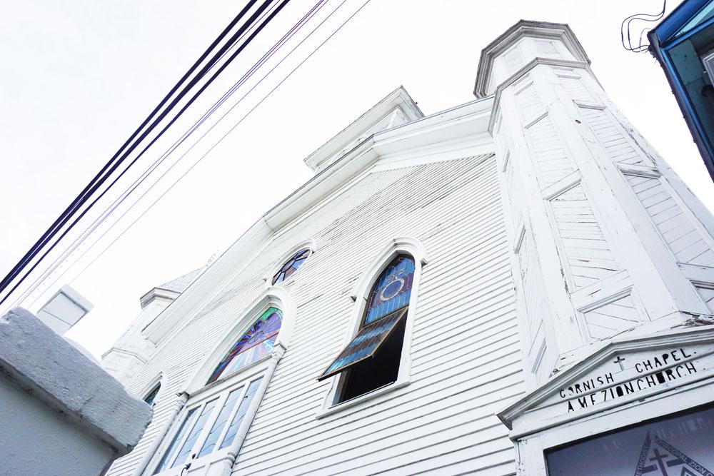Key West Cornish Chapel Church // hellorigby.com seattle travel blog