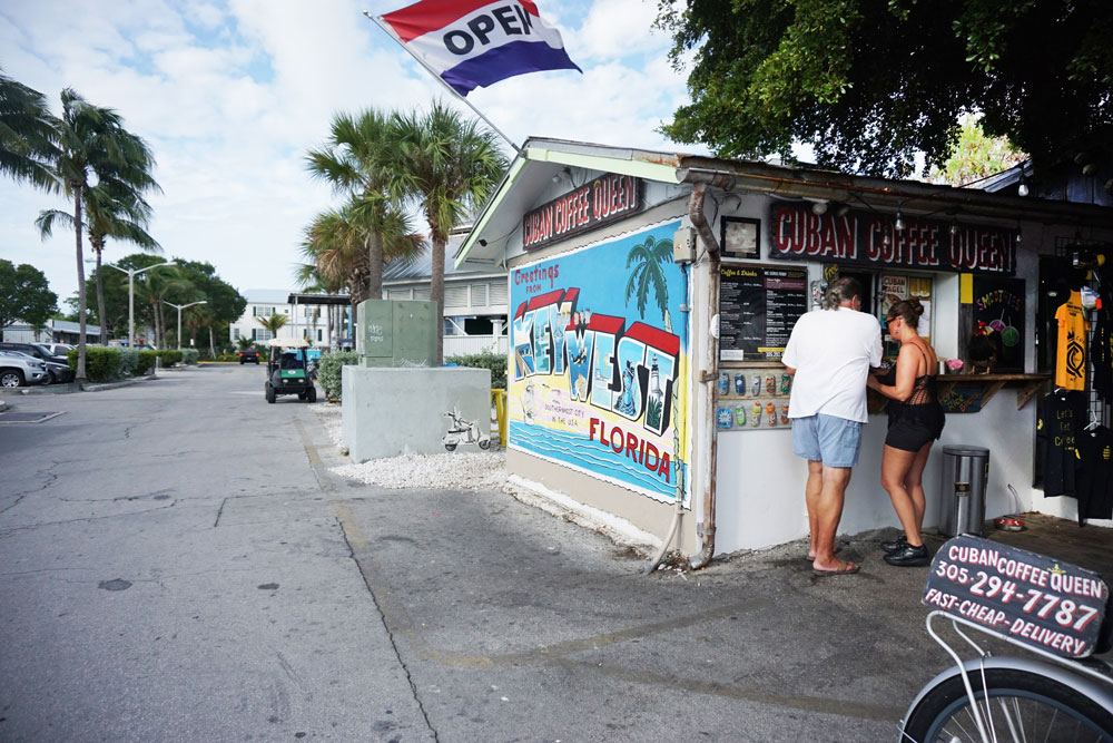 Key West Eats: Cuban Coffee Queen // hellorigby seattle travel blog