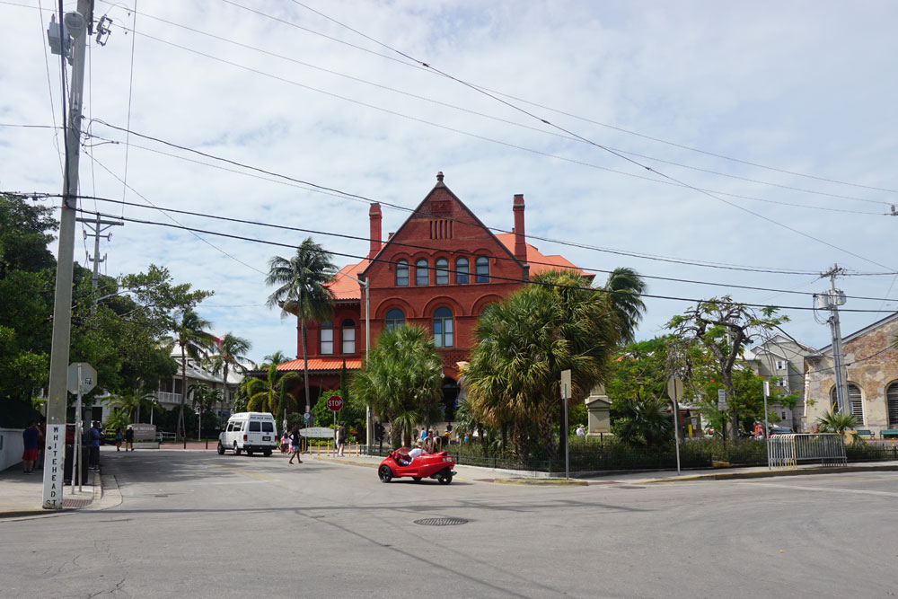 Key West Museum of Art & History // hellorigby.com seattle travel blog