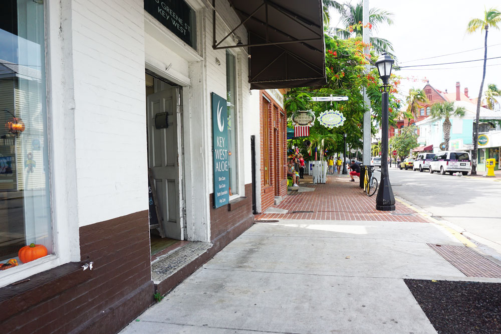 Key West Shopping: Key West Aloe, Key Lime Factory // hellorigby.com seattle travel blog
