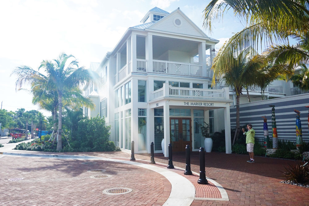 Key West The Marker Resort Hotel // hellorigby.com seattle travel blog