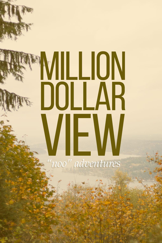 Noo Adventure with Noosa Yoghurt at Million Dollar View, Cougar Mountain, Washington // hellorigby seattle travel blog