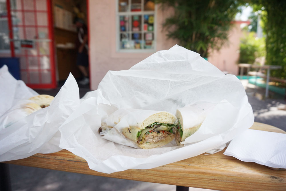 Paseo / Bien Restaurant in Key West, Florida // hellorigby.com seattle travel blog