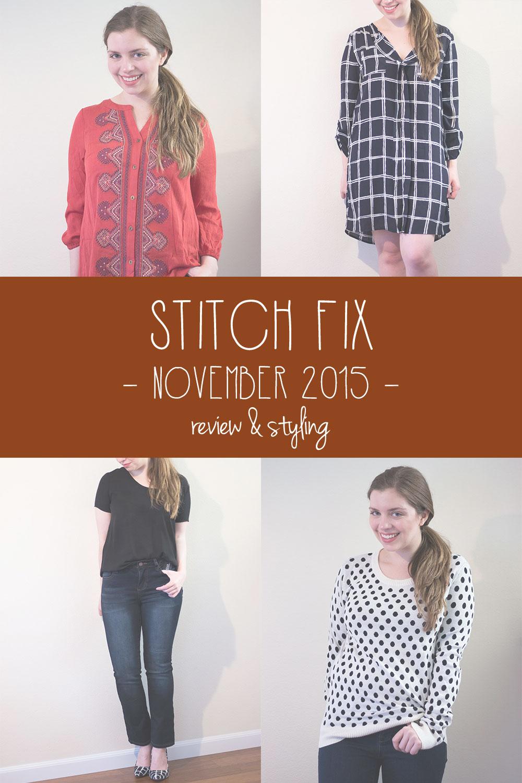 d30dc58c294 Stitch Fix November 2015 – Hello Rigby Seattle Fashion   Beauty Blog ...