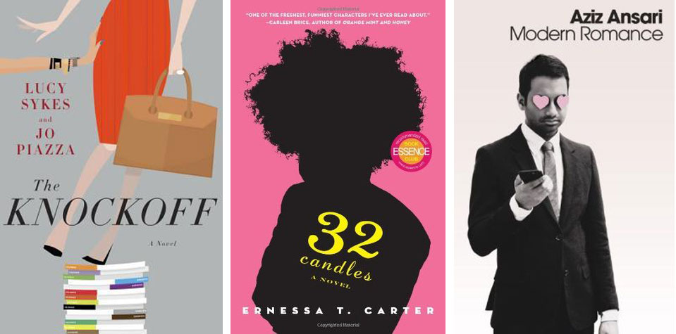 What I Read September: The Knockoff, Modern Romance, & 32 Candles // hellorigby seattle lifestyle blog