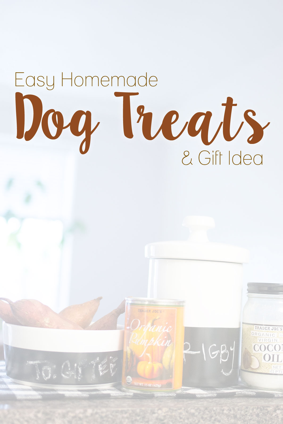 Easy Homemade Dog Treats & Holiday Gift Idea // hellorigby.com seattle lifestyle blog