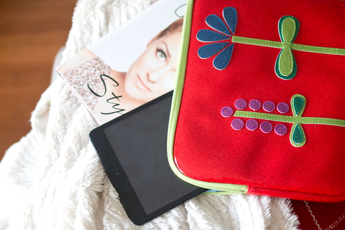 glitersweet Tablet Cover Giveaway // hellorigby.com seattle style & beauty blog