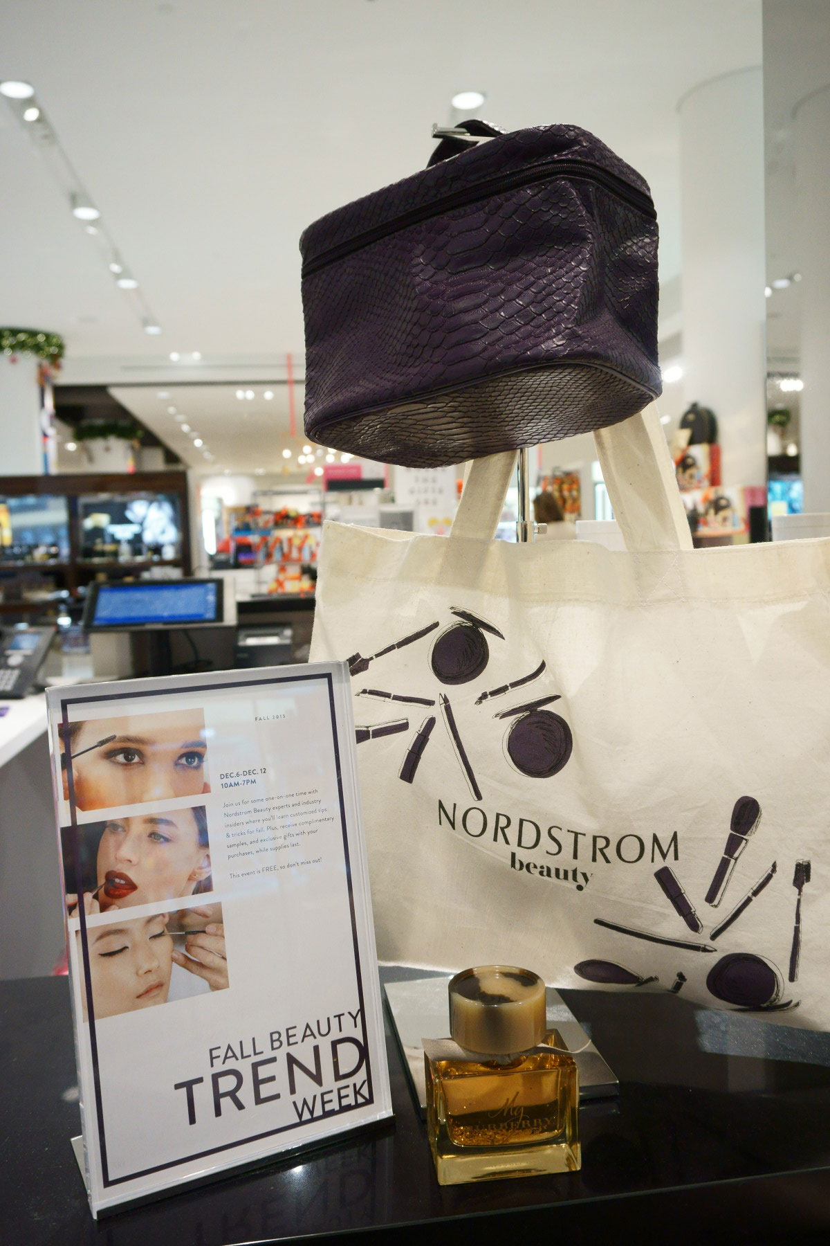Nordstrom Beauty Trend Show Seattle 2015 Gift with Purchase // hellorigby.com seattle beauty blog