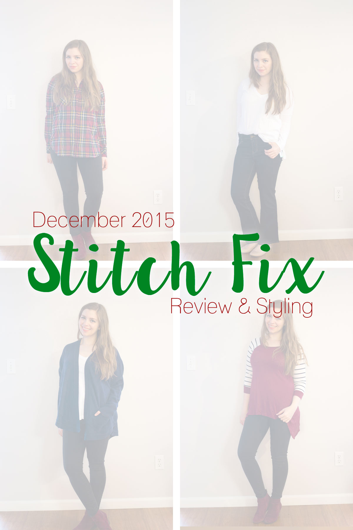 Stitch Fix December 2015: Review & Styling // hellorigby.com seattle fashion & style blog