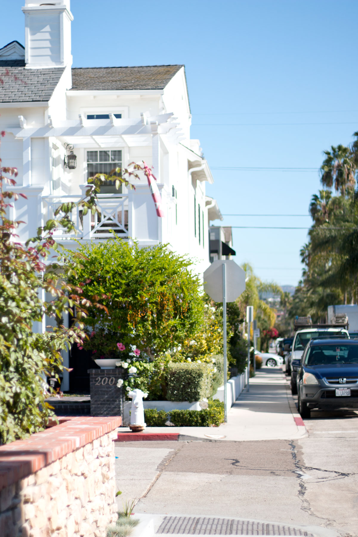 Balboa Island Neighborhood & Cute Houses // Hello Rigby Seattle Fashion & Lifestyle Blog