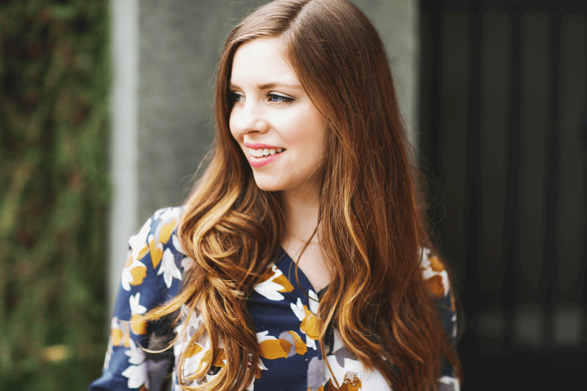 Jenn Haskins of Hello Rigby, Seattle Fashion & Beauty Blog