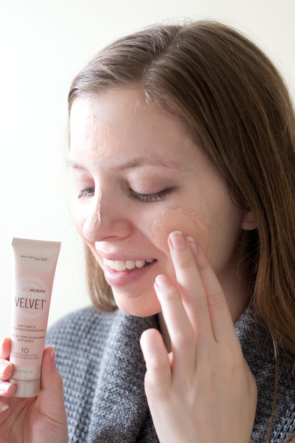 Maybelline Dream Velvet Foundation Review // Hello Rigby Seattle Fashion & Style Blog