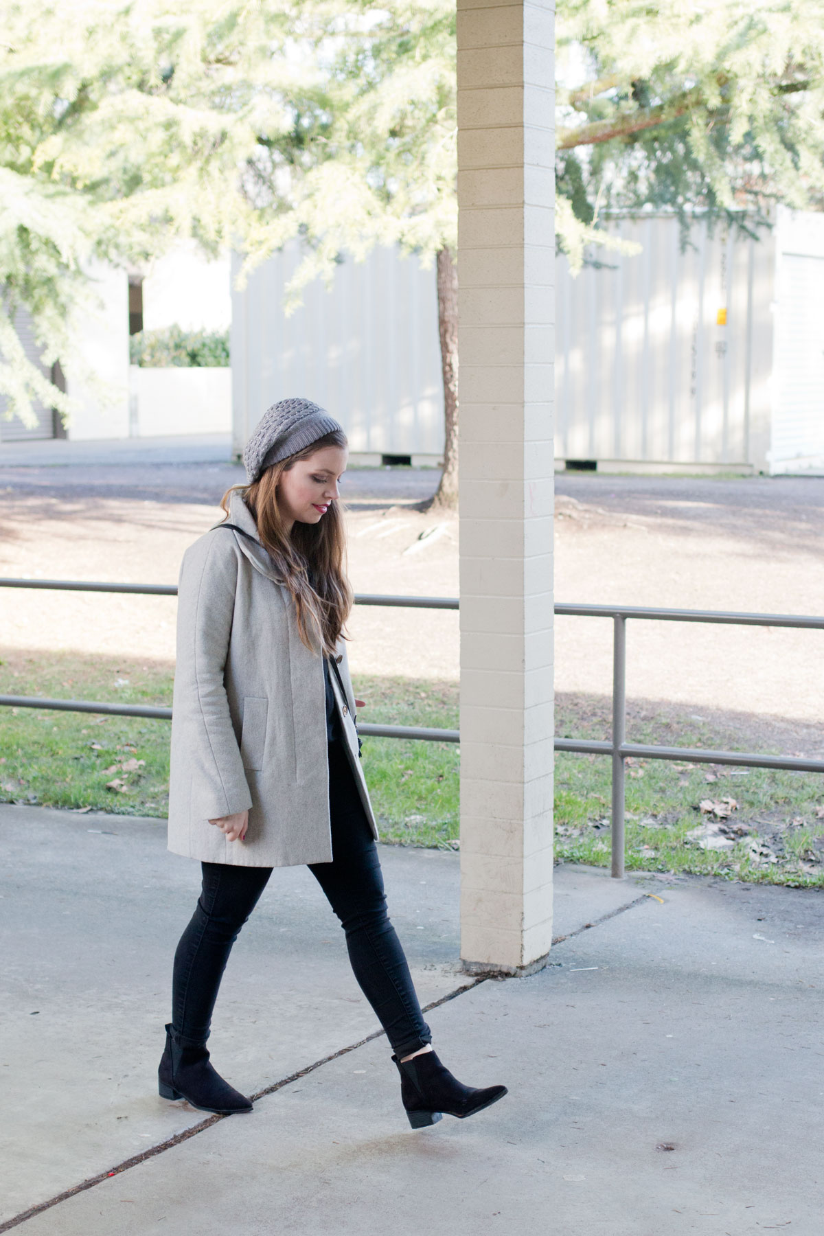 Monochromatic Outfit to Appear Taller in Photos // Hello RIgby Seattle Fashion & Style Blog