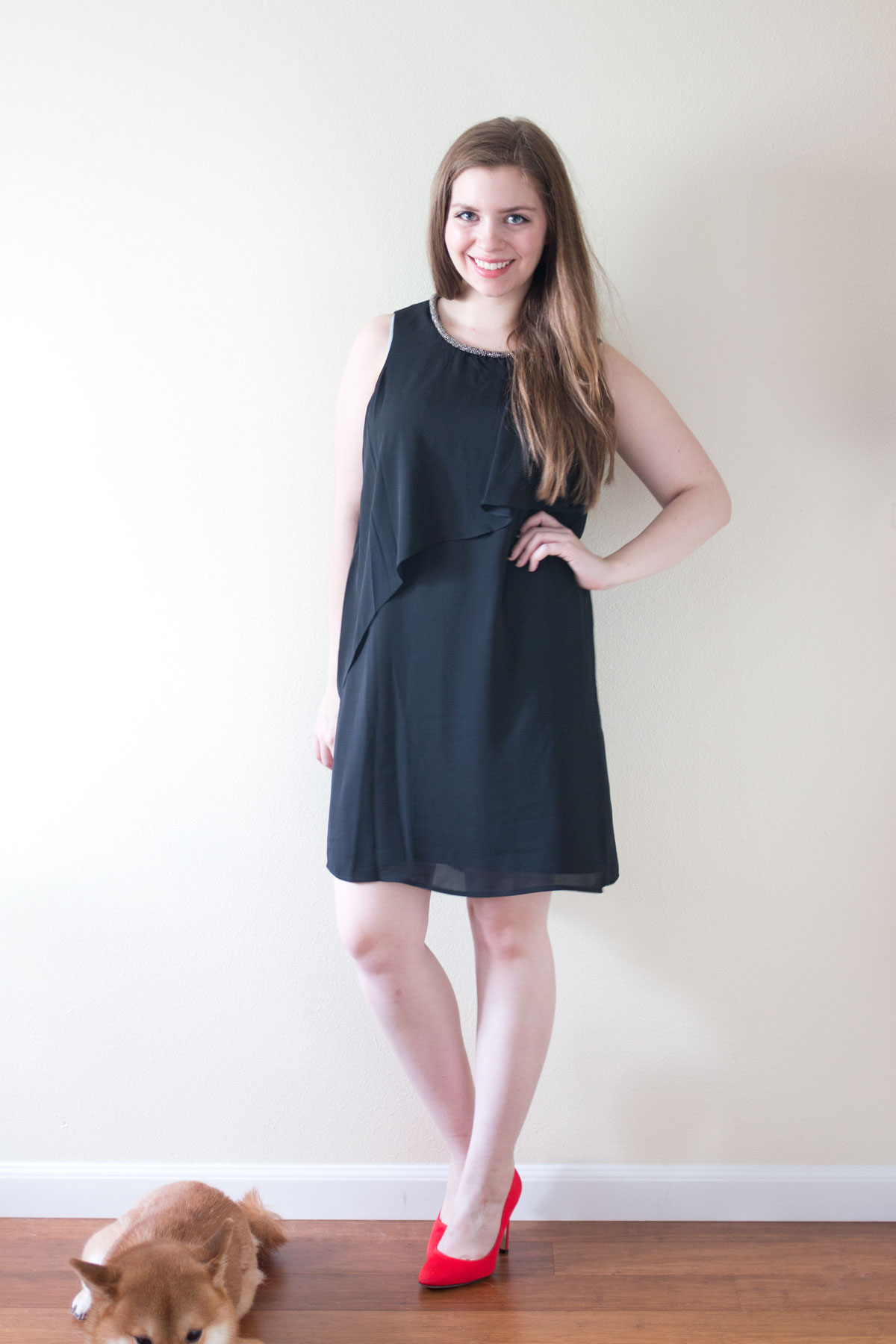 Stitch Fix January 2016: Skies are Blue Siona Dress // hellorigby seattle fashion & beauty blog