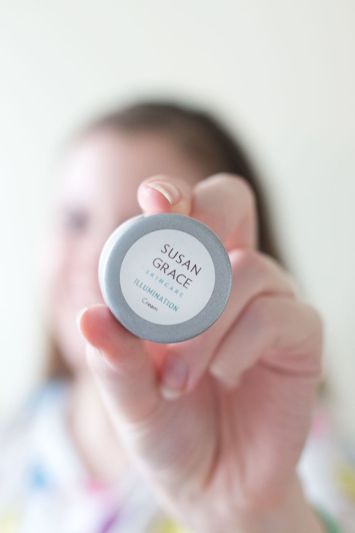 Susan Grace Skincare Illumination Cream Review // Hello Rigby Seattle Beauty & Skincare Blog