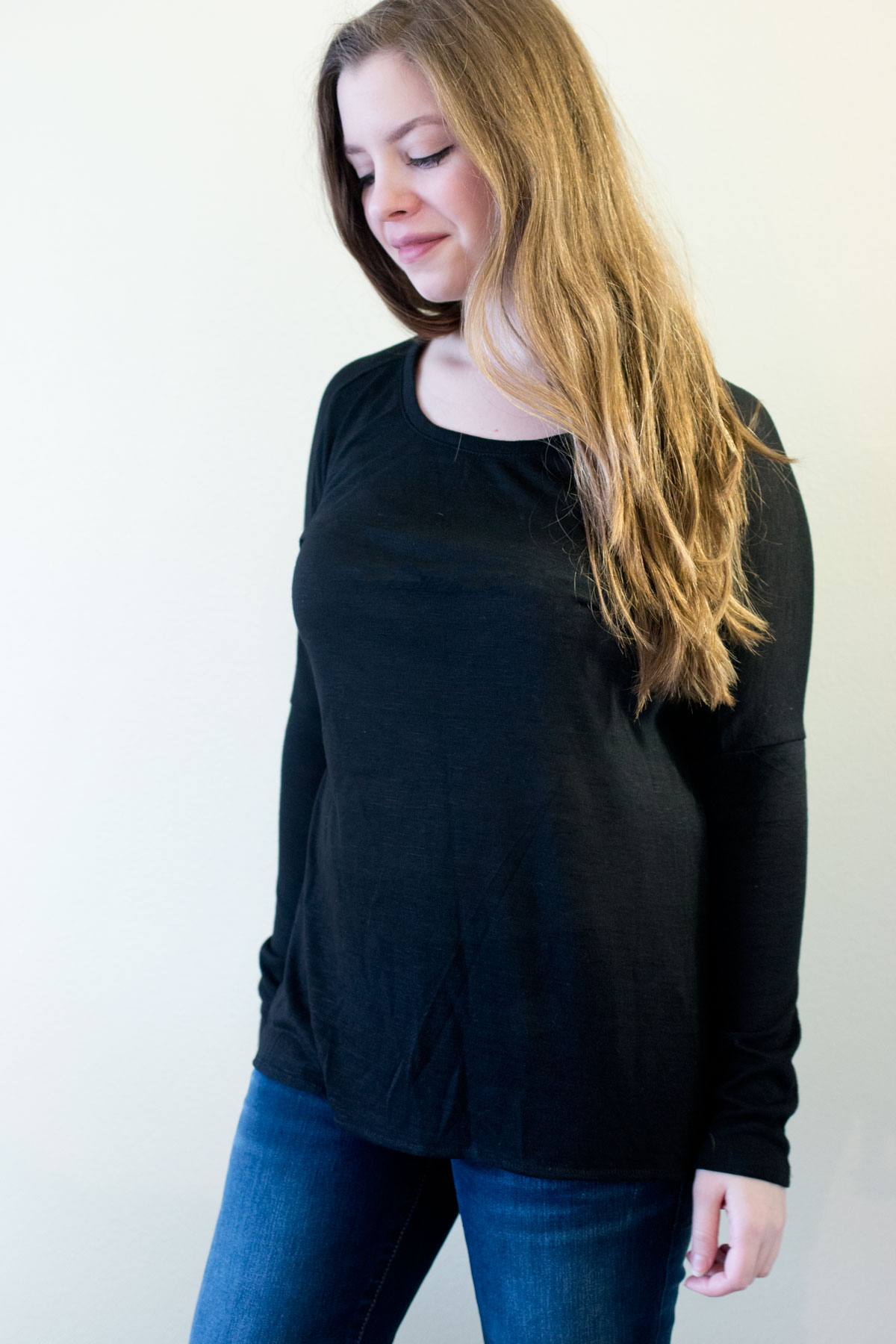 Wantable Style Edit // Jack by BB Dakota Lavi Top in Black // Hello Rigby Seattle Fashion & Style Blog