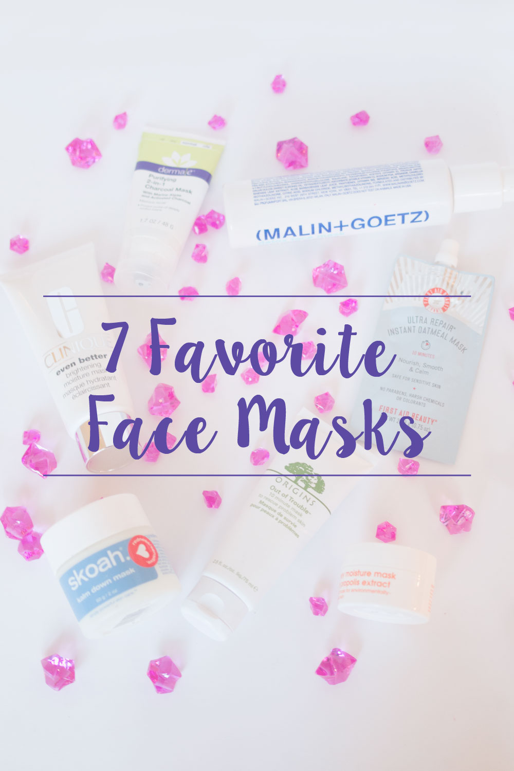 7 Favorite Face Masks // Hello Rigby Seattle Beauty & Skincare Blog