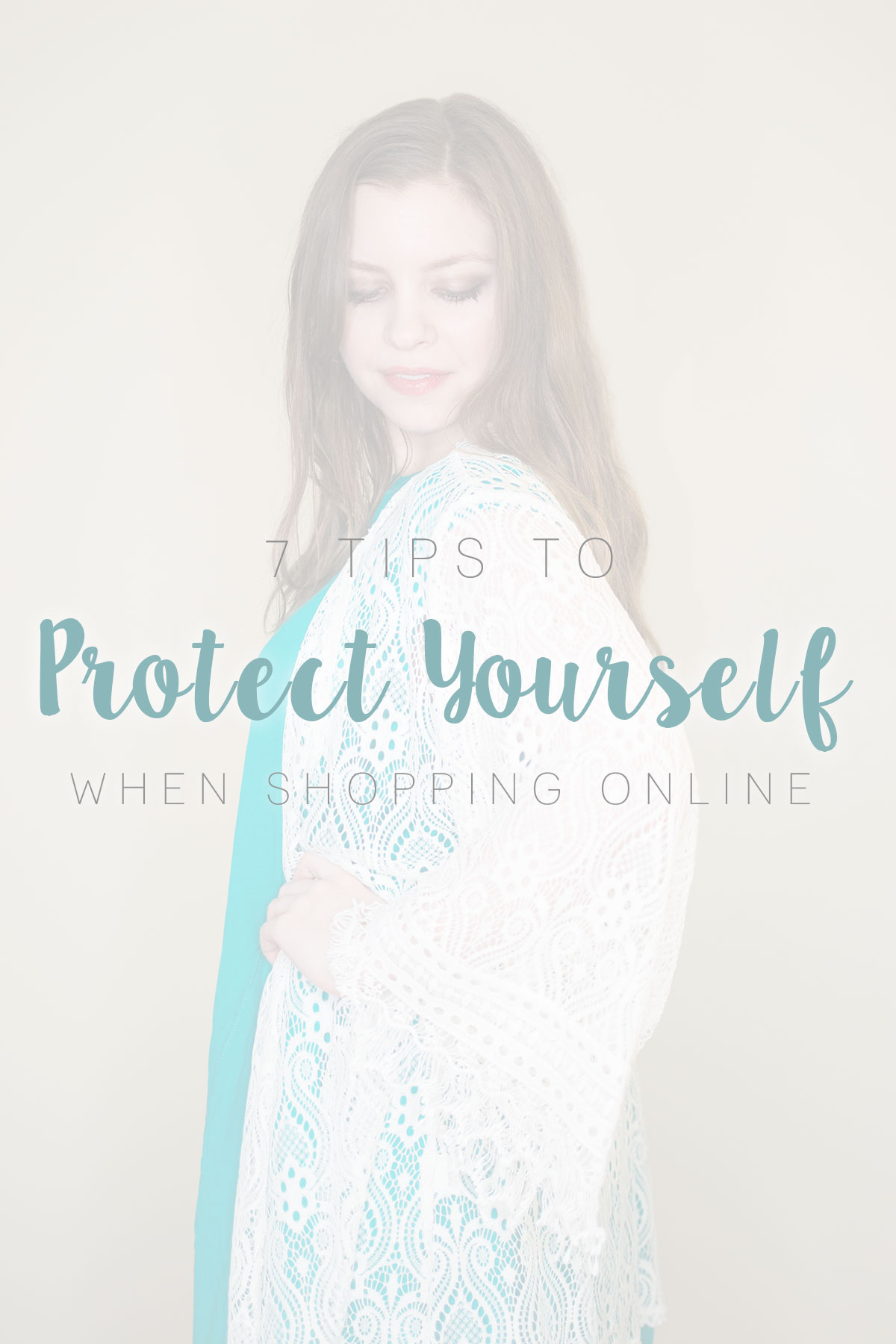 7 Tips to Protect Yourself from Online Shopping Fraud // Hello Rigby Seattle Fashion & Style Blog