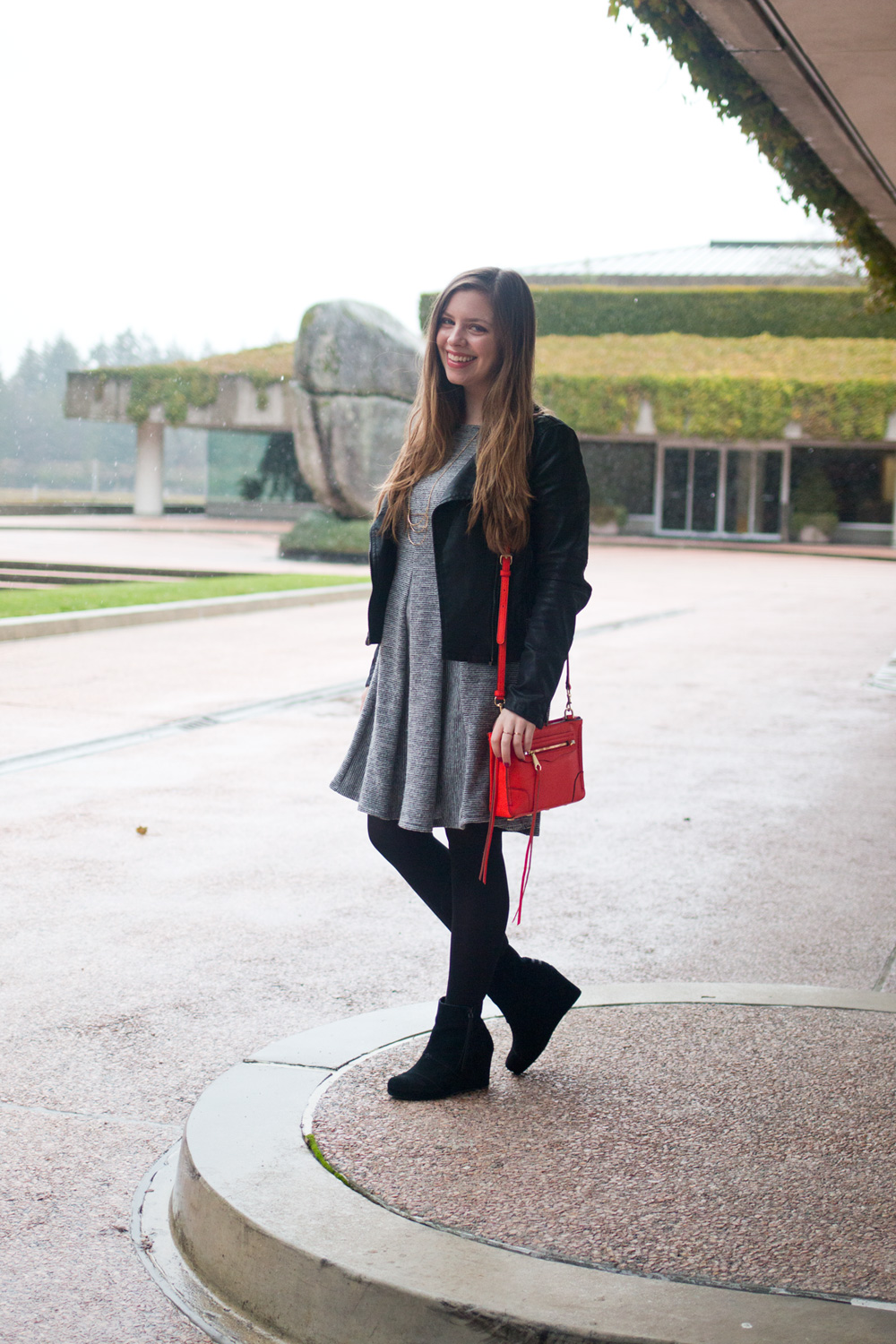 How to Wear a Moto Jacket // Hello Rigby Seattle Fashion & Style Blog