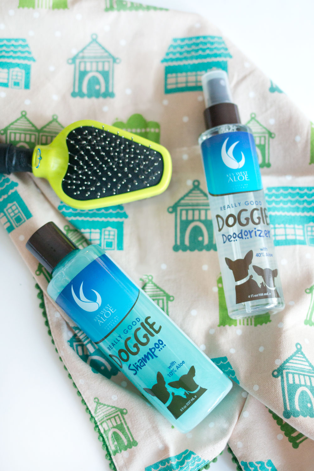 Key West Aloe Really Good Doggie Deodorizer & Shampoo // Hello Rigby Seattle Beauty & Style Blog