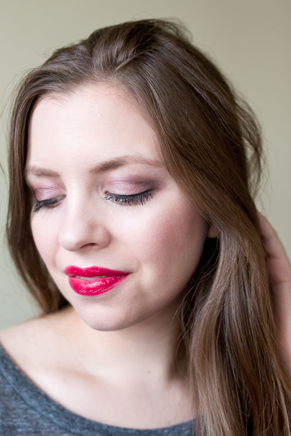 Maybelline Looks to Love // Valentine's Day Date Makeup // Hello Rigby Seattle Beauty Blog