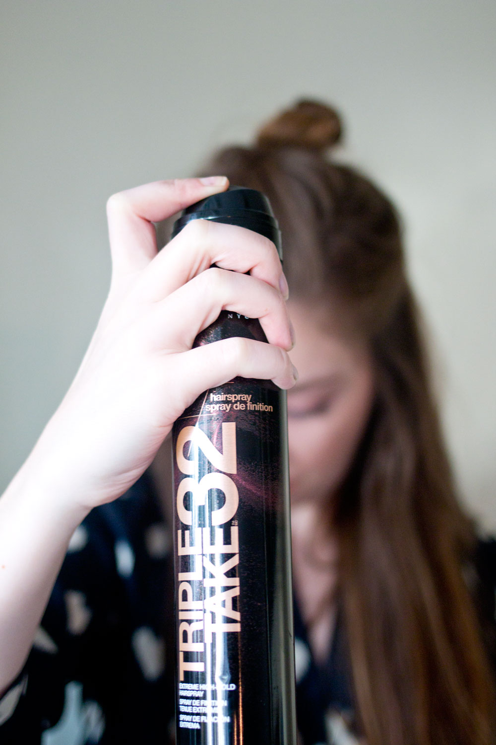 Redken Triple Take 32 Extreme High Hold Hairspray Review // Hello Rigby Seattle Beauty & Hair Blog