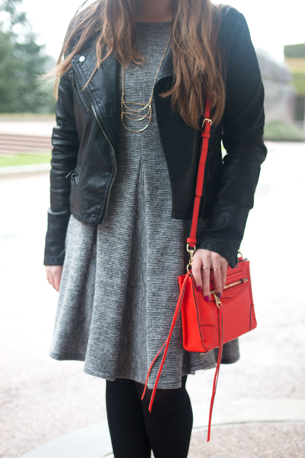 Style Ideas for a Moto Leather Jacket // Hello Rigby Seattle Fashion & Style Blog