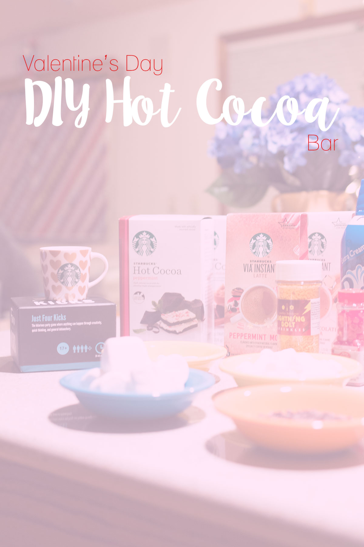 Valentine's Day DIY Hot Cocoa Bar // Hello Rigby Seattle Lifestyle Blog