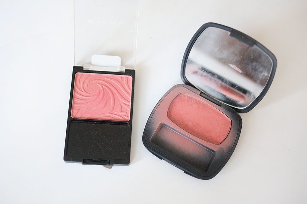 BareMinerals Ready Blush The Aphrodisiac vs Wet N Wild Pearlescent Pink Blush // Best & Worst of Beauty Dupes/Duds // Hello Rigby Seattle Beauty & Style Blog