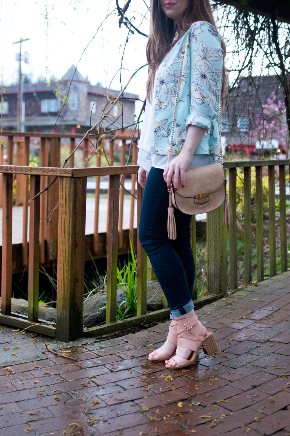 Business Casual Spring Outfit // Hello Rigby Seattle Fashion & Beauty Blog