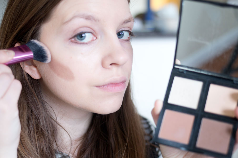 e.l.f. Cosmetics Contour Palette Review & Tutorial // Hello Rigby Seattle Beauty & Fashion Blog