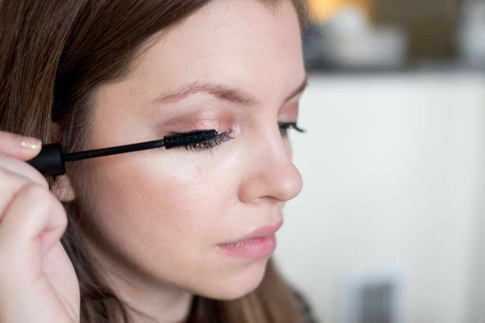 e.l.f. Studio Mineral Infused Mascara Review // Hello Rigby Seattle Beauty & Fashion Blog