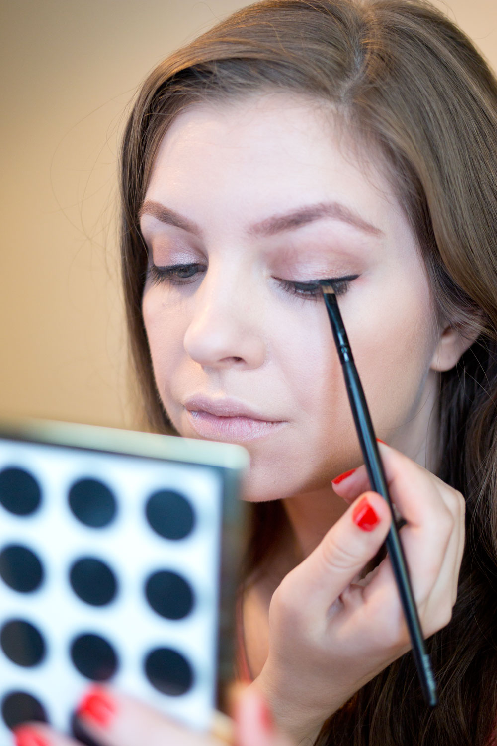 Eye Makeup for Glasses: Winged Eyeliner // Hello Rigby Seattle Beauty & Style Blog